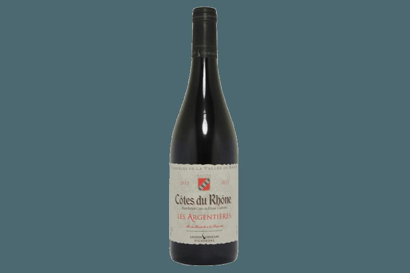 Vin Domaine de l'Argentière rouge